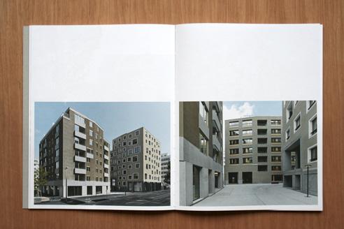 Häuser In drei häuser in wien three houses in vienna ballmoos krucker